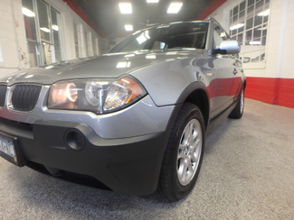 2004 Bmw X3.Panorama ROOF, HEATED SEATING & STEERING, W/ 3 MONTH WARRANTY Saint Louis Park, MN 13