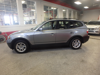 2004 Bmw X3.Panorama ROOF, HEATED SEATING & STEERING, W/ 3 MONTH WARRANTY Saint Louis Park, MN 7