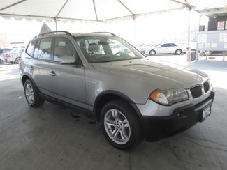 2004 BMW X3 3.0i Gardena, California 3