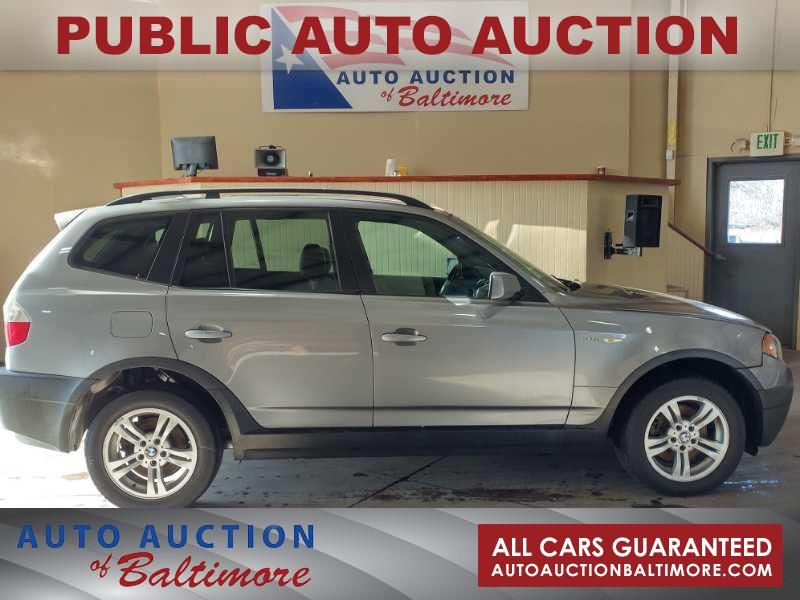 2004 BMW X3 3.0i  | JOPPA, MD | Auto Auction of Baltimore  in JOPPA MD