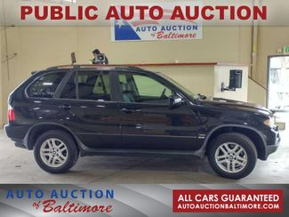 2004 BMW X5 3.0i  | JOPPA, MD | Auto Auction of Baltimore  in Joppa MD