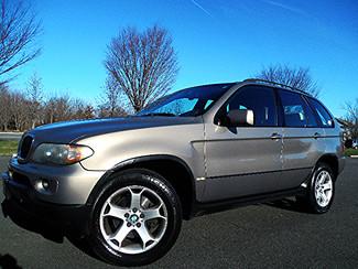 2004 BMW X5 3.0i AWD SPORT/PREMIUM PKG Leesburg, Virginia