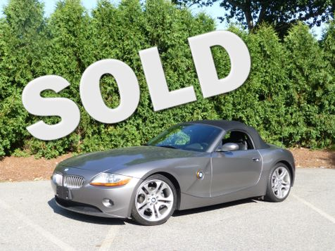 2004 BMW Z4 3.0i CALL 978.828.8080 in Lawrence, MA