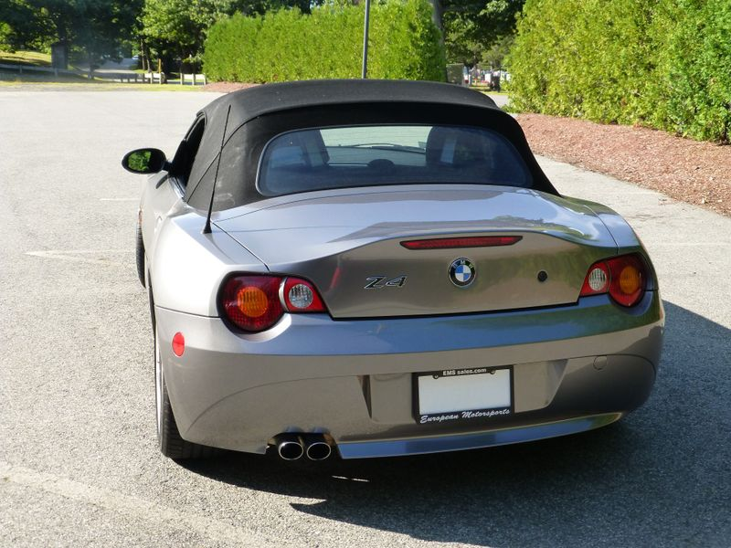 2004 BMW Z4 30i CALL 9788288080  city MA  European Motorsports  in Lawrence, MA