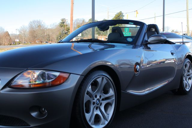 2004 BMW Z4 3.0i PREMIUM, SPORT & CONVENIENCE PKGS! Mooresville , NC 23