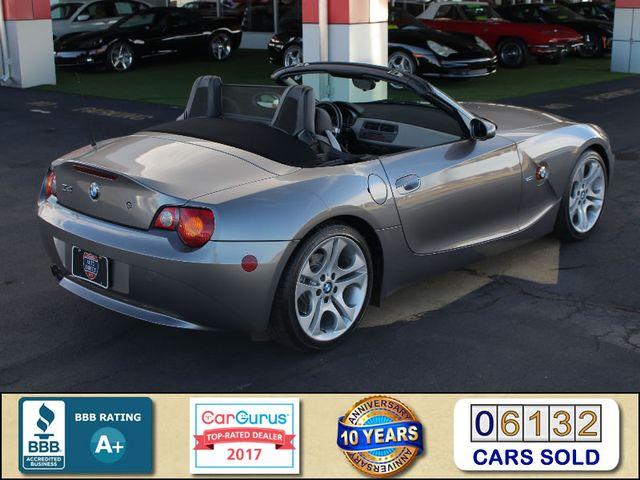 2004 BMW Z4 3.0i PREMIUM, SPORT & CONVENIENCE PKGS! Mooresville , NC 2