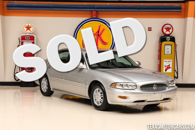 2004 Buick LeSabre Custom This Carfax 1-Owner accident-free 2004 Buick LeSabre Custom is in excell