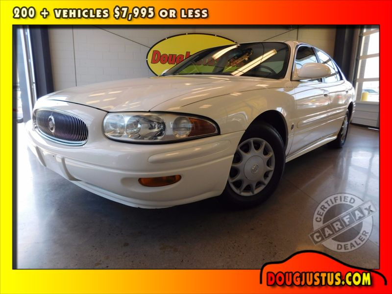 2004 Buick LeSabre Custom  city TN  Doug Justus Auto Center Inc  in Airport Motor Mile ( Metro Knoxville ), TN