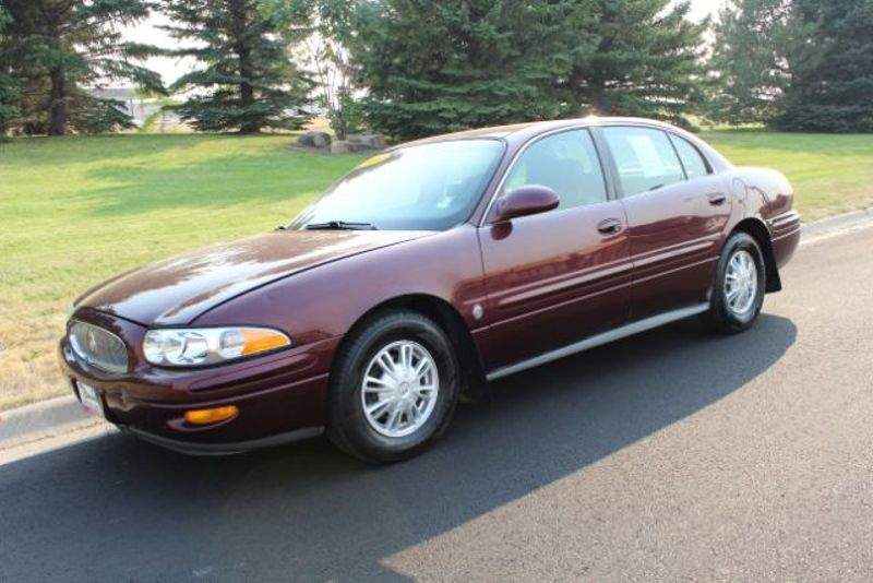 2004 Buick LeSabre Limited  city MT  Bleskin Motor Company   in Great Falls, MT