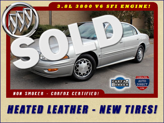 2004 Buick LeSabre Custom - HEATED LEATHER - NEW TIRES! Mooresville , NC
