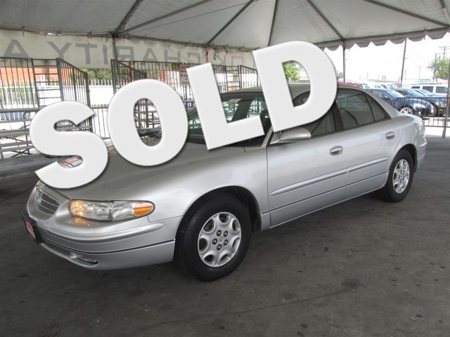 2004 Buick Regal LS This particular Vehicles true mileage is unknown TMU Please call or e-mail