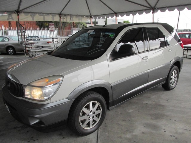 2004 Buick Rendezvous Please call or e-mail to check availability All of our vehicles are availa