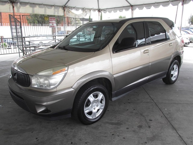 2004 Buick Rendezvous Please call or e-mail to check availability All of our vehicles are avail