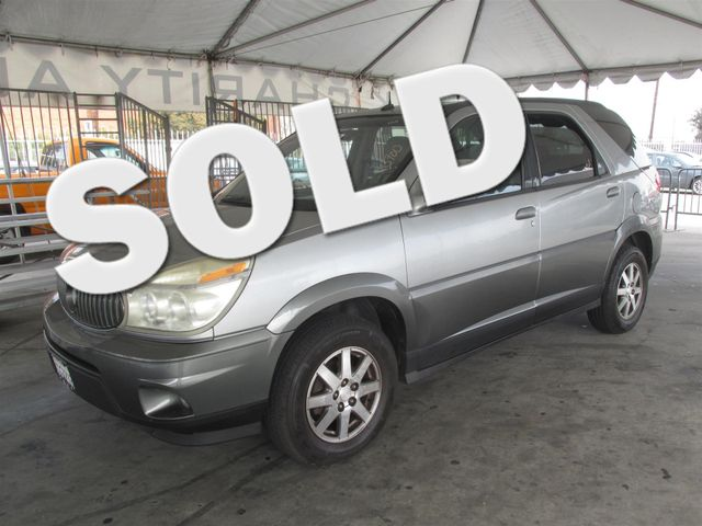 2004 Buick Rendezvous This particular Vehicle comes with 3rd Row Seat Please call or e-mail to ch