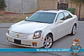 2004 Cadillac CTS AUTO 47K MLS XENON NEW TIRES ALLOY WHLS SUNROOF LEATHER SERVICE RECORDS! Woodland Hills, CA