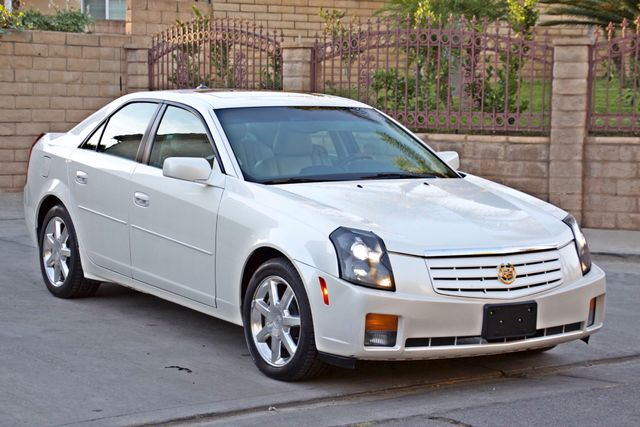 2004 Cadillac CTS AUTO 47K MLS XENON NEW TIRES ALLOY WHLS SUNROOF LEATHER SERVICE RECORDS! Woodland Hills, CA 8