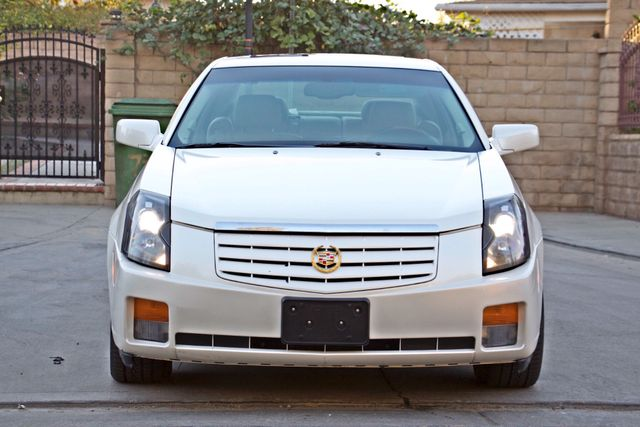 2004 Cadillac CTS AUTO 47K MLS XENON NEW TIRES ALLOY WHLS SUNROOF LEATHER SERVICE RECORDS! Woodland Hills, CA 9