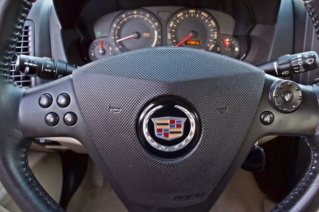2004 Cadillac CTS AUTO 47K MLS XENON NEW TIRES ALLOY WHLS SUNROOF LEATHER SERVICE RECORDS! Woodland Hills, CA 20
