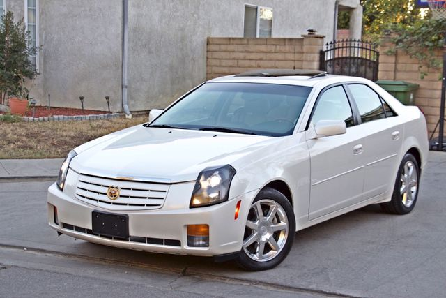 2004 Cadillac CTS AUTO 47K MLS XENON NEW TIRES ALLOY WHLS SUNROOF LEATHER SERVICE RECORDS! Woodland Hills, CA 1