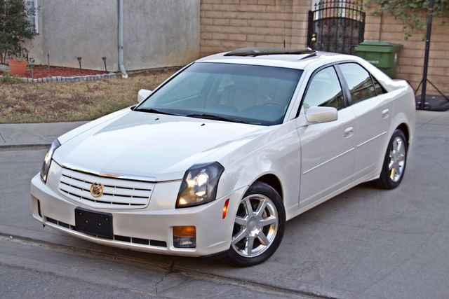 2004 Cadillac CTS AUTO 47K MLS XENON NEW TIRES ALLOY WHLS SUNROOF LEATHER SERVICE RECORDS! Woodland Hills, CA 28