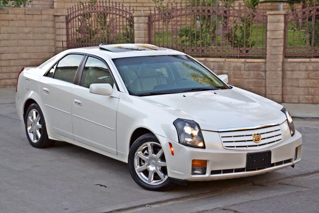 2004 Cadillac CTS AUTO 47K MLS XENON NEW TIRES ALLOY WHLS SUNROOF LEATHER SERVICE RECORDS! Woodland Hills, CA 27