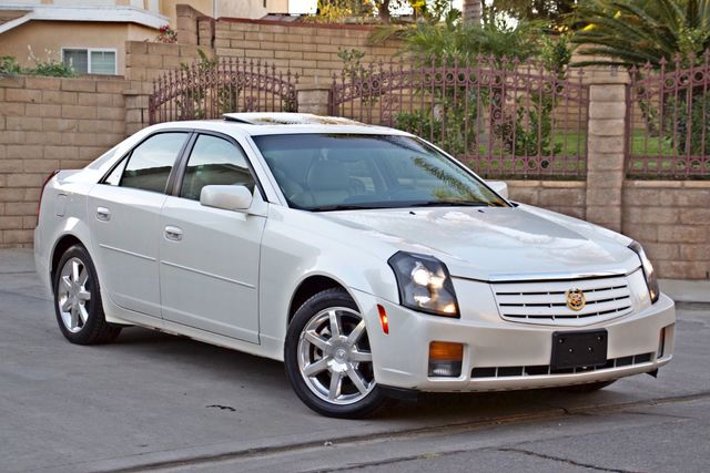 2004 Cadillac CTS AUTO 47K MLS XENON NEW TIRES ALLOY WHLS SUNROOF LEATHER SERVICE RECORDS! Woodland Hills, CA 7
