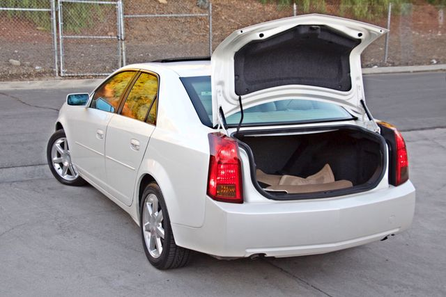 2004 Cadillac CTS AUTO 47K MLS XENON NEW TIRES ALLOY WHLS SUNROOF LEATHER SERVICE RECORDS! Woodland Hills, CA 13