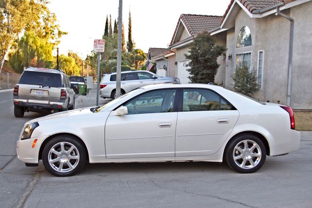 2004 Cadillac CTS AUTO 47K MLS XENON NEW TIRES ALLOY WHLS SUNROOF LEATHER SERVICE RECORDS! Woodland Hills, CA 2