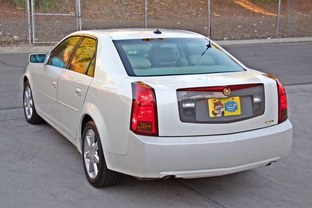 2004 Cadillac CTS AUTO 47K MLS XENON NEW TIRES ALLOY WHLS SUNROOF LEATHER SERVICE RECORDS! Woodland Hills, CA 3