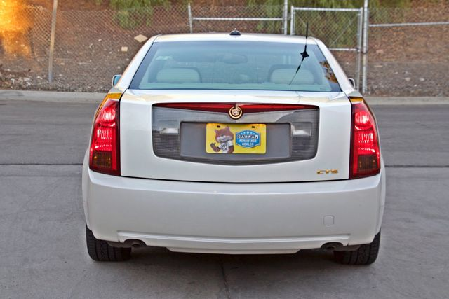 2004 Cadillac CTS AUTO 47K MLS XENON NEW TIRES ALLOY WHLS SUNROOF LEATHER SERVICE RECORDS! Woodland Hills, CA 4