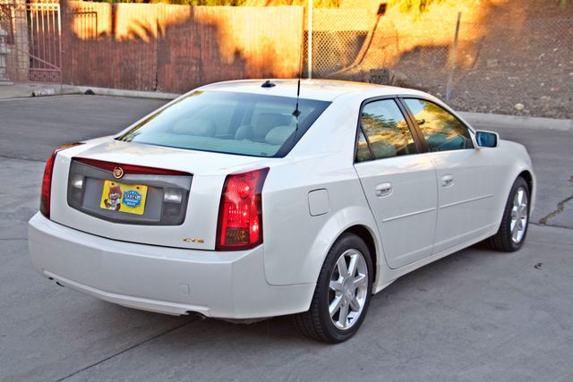 2004 Cadillac CTS AUTO 47K MLS XENON NEW TIRES ALLOY WHLS SUNROOF LEATHER SERVICE RECORDS! Woodland Hills, CA 5