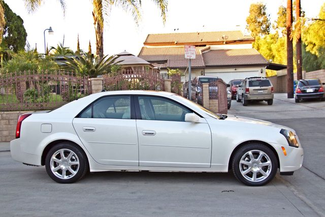 2004 Cadillac CTS AUTO 47K MLS XENON NEW TIRES ALLOY WHLS SUNROOF LEATHER SERVICE RECORDS! Woodland Hills, CA 6