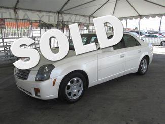 2004 Cadillac CTS Gardena, California