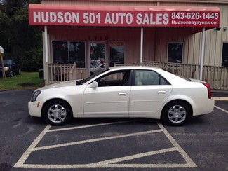 2004 Cadillac CTS in Myrtle Beach South Carolina