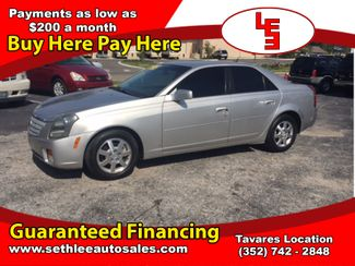2004 Cadillac CTS   city FL  Seth Lee Corp  in Tavares, FL