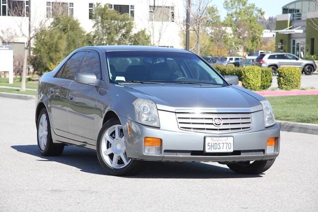 2004 Cadillac CTS Sport/Luxury RARE Santa Clarita, CA 3