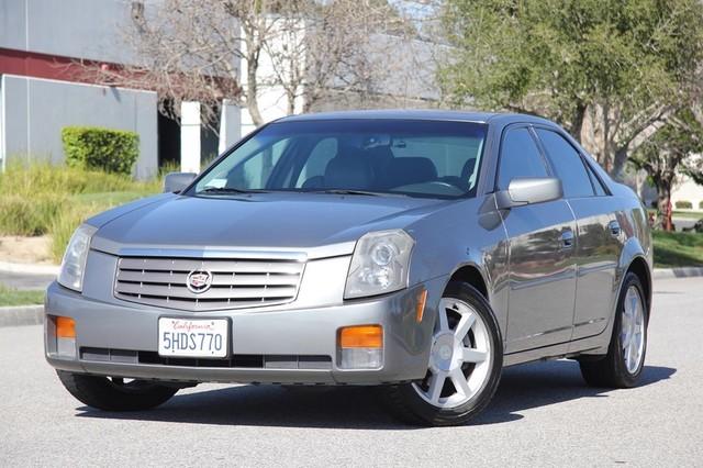 2004 Cadillac CTS Sport/Luxury RARE Santa Clarita, CA 4