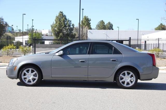2004 Cadillac CTS Sport/Luxury RARE Santa Clarita, CA 5