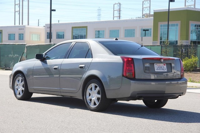 2004 Cadillac CTS Sport/Luxury RARE Santa Clarita, CA 11