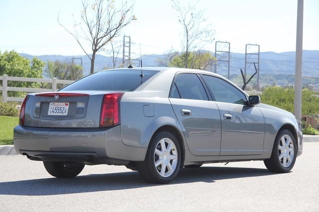 2004 Cadillac CTS Sport/Luxury RARE Santa Clarita, CA 12