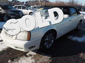 2004 Cadillac DeVille DTS | Champaign, Illinois | The Auto Mall of Champaign in  Illinois