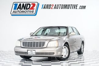 2004 Cadillac DeVille Sedan in Dallas TX