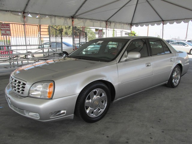 2004 Cadillac DeVille DTS Please call or e-mail to check availability All of our vehicles are av