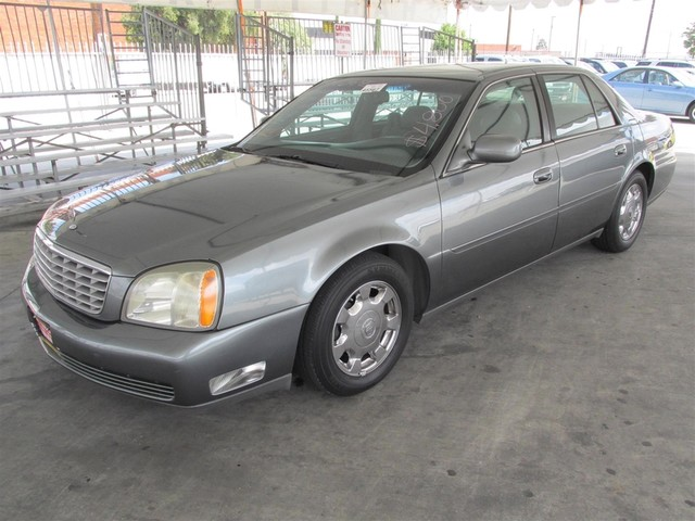 2004 Cadillac DeVille Please call or e-mail to check availability All of our vehicles are avail