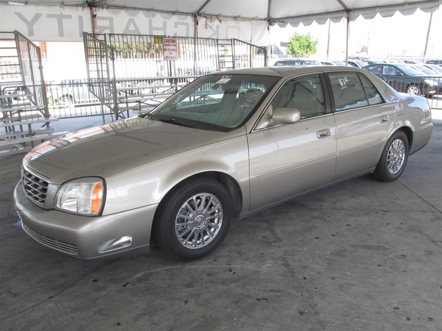 2004 Cadillac DeVille DHS Please call or e-mail to check availability All of our vehicles are a
