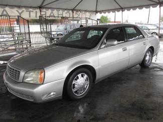 2004 Cadillac DeVille Gardena, California