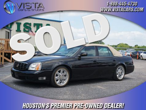 2004 Cadillac DeVille DTS in Houston, Texas