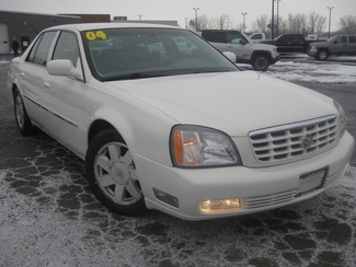 2004 Cadillac DeVille DTS in  .