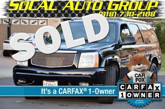 2004 Cadillac Escalade ESV 4WD - SUNROOF - LTHR - DVD - 3RD ROW Reseda, CA
