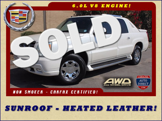 2004 Cadillac Escalade EXT AWD - SUNROOF - HEATED LEATHER! Mooresville , NC